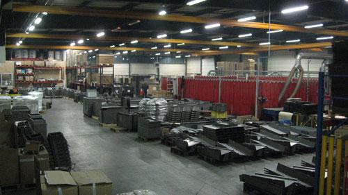 Atelier ATF Industrie - Transformation des tôles